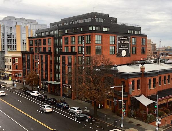 Apartments Harper The